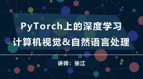 PyTorch上的深度学习——计算机视觉&自然语言处理