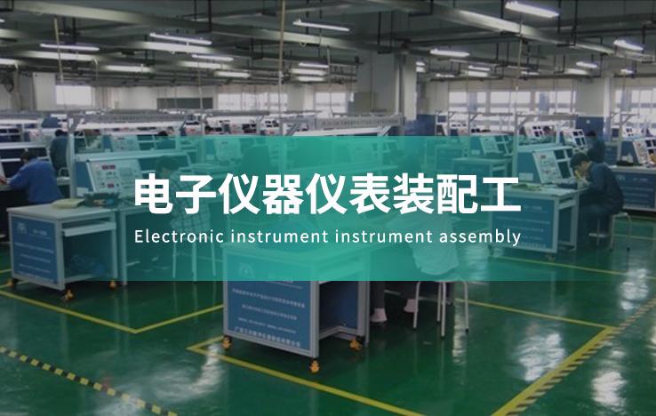 电子仪器仪表装配工
